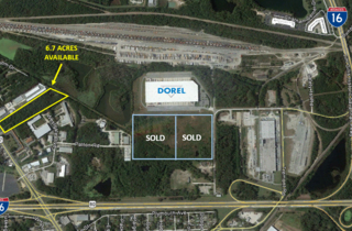 Tremont Intermodal - Land For Sale