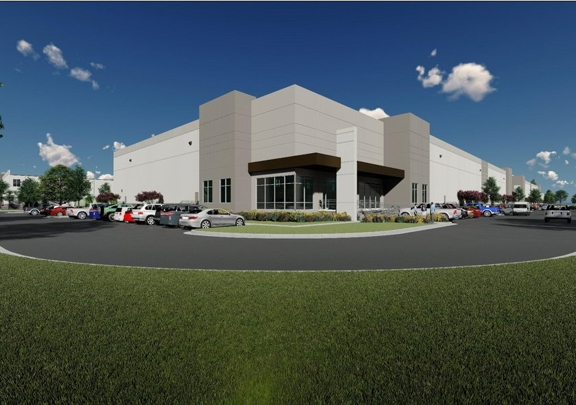 South Orange Avenue Logistics Center: Building I