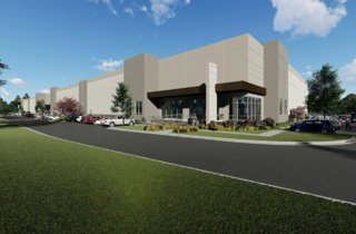 South Orange Avenue Logistics Center: Building II